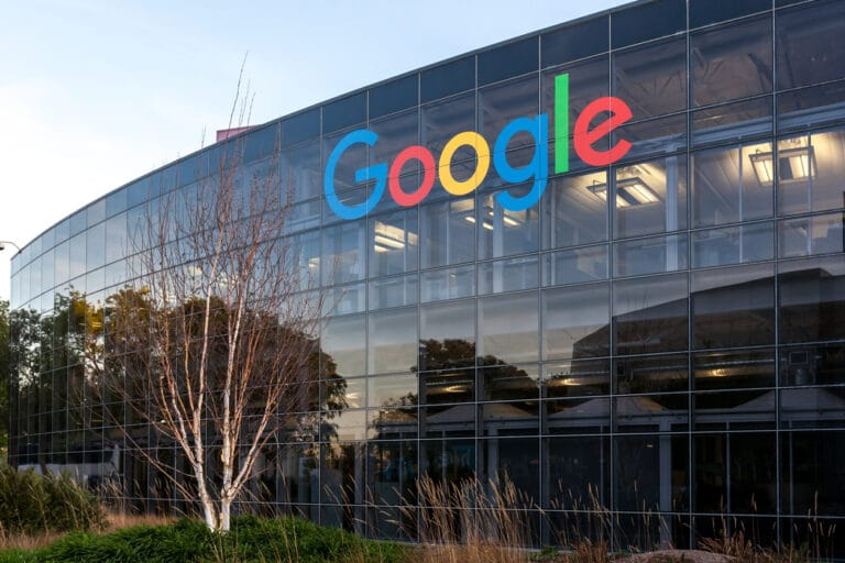 Hoog in Google komen